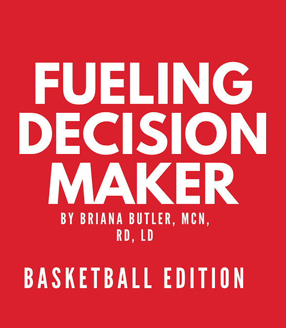Basketball Fueling Decision Maker