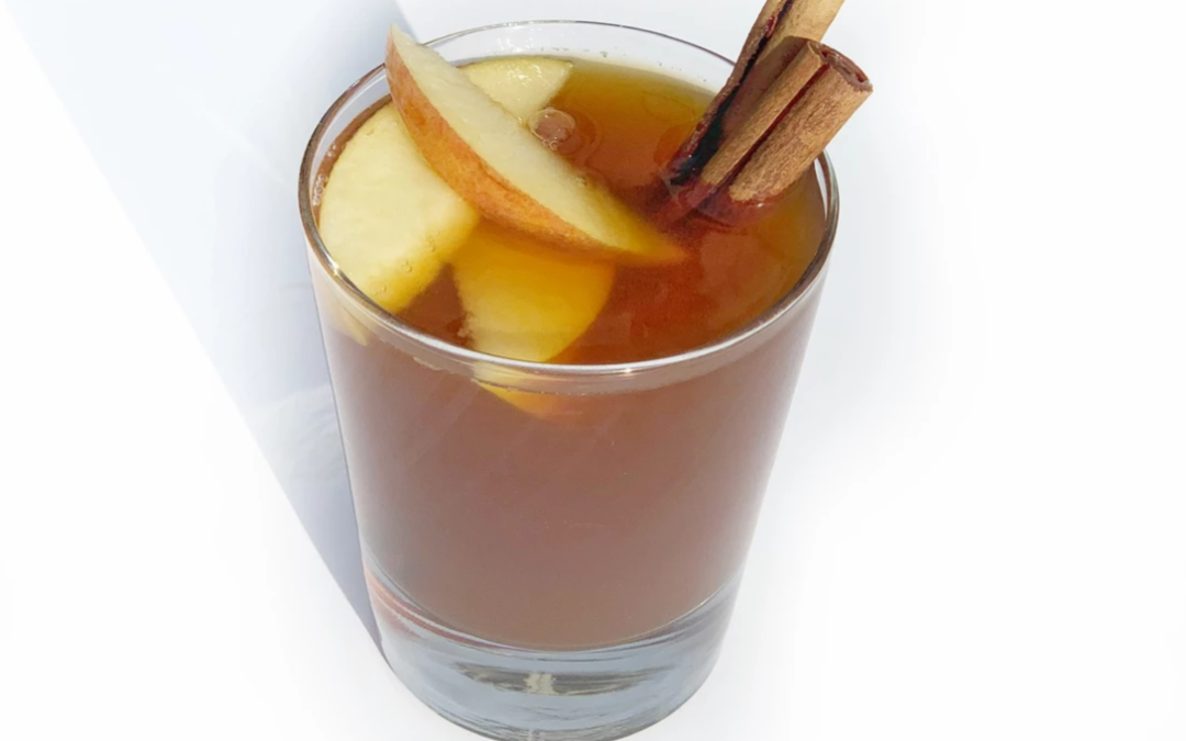 Spiked Apple Chai
