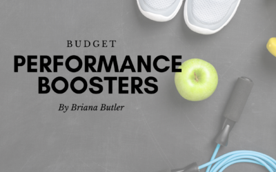 Budget Performance Boosters