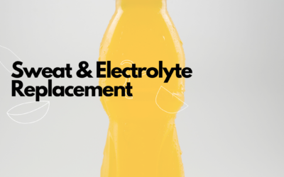 Sweat & Electrolyte Replacement