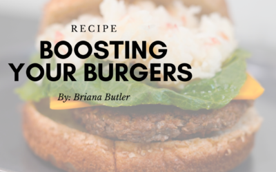 Boosting Your Burger